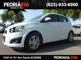 2012_Chevrolet_Sonic_LT_ Phoenix AZ