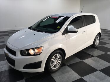 2012_Chevrolet_Sonic_LT_ Chattanooga TN