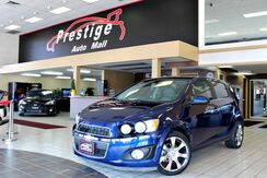 2012_Chevrolet_Sonic_LTZ - Heated Seats, Remote Start_ Cuyahoga Falls OH