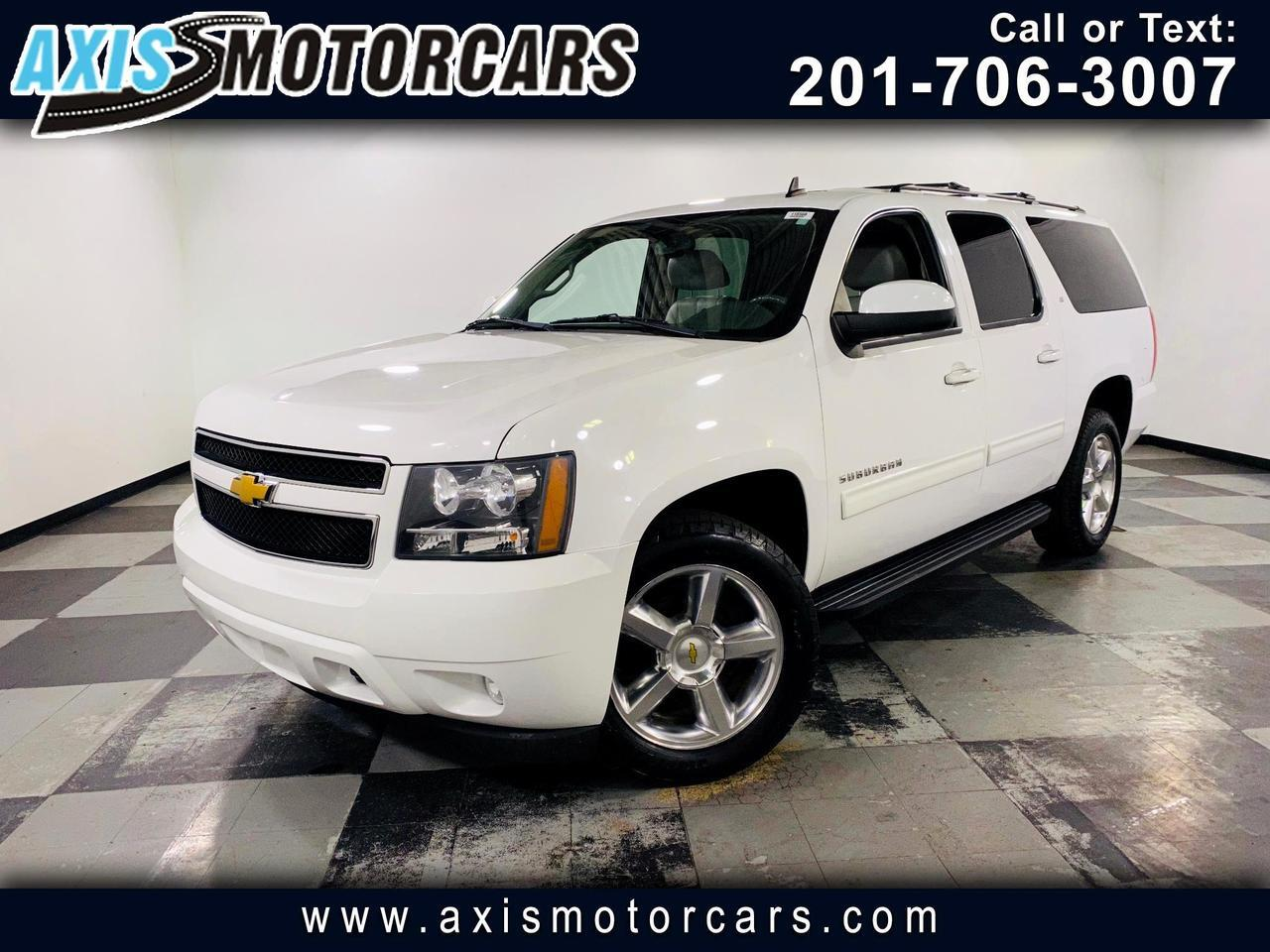2012 Chevrolet Suburban 1500LT w/Rear Entertainmient System Navigation Jersey City NJ