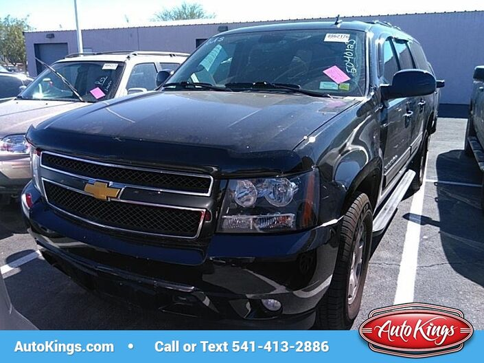 2012 Chevrolet Suburban 4WD 1500 LT Bend OR