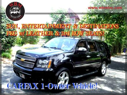 2012_Chevrolet_Suburban_4WD LTZ_ Arlington VA