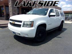 2012_Chevrolet_Suburban_LT 1500 4WD_ Colorado Springs CO