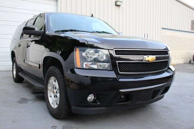 2012 Chevrolet Suburban LT 4WD 3rd Row Leather 4x4 Knoxville TN