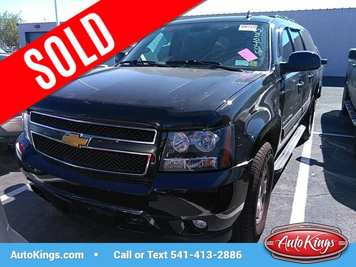 2012 Chevrolet Suburban LT 4WD Bend OR