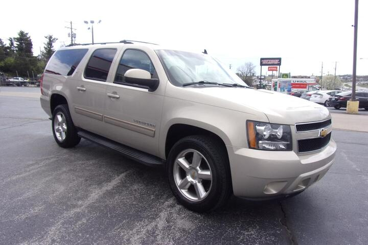 2012 Chevrolet Suburban LT w/Leather Sunroof Nav. Richmond KY