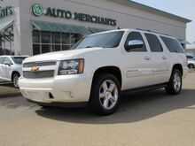 2012_Chevrolet_Suburban_LTZ 1500 2WD NAV, LEATHER, CAPTAINS CHAIRS W/ HEATED STS, SUNROOF, BACKUP CAMERA_ Plano TX