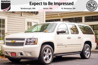 2012_Chevrolet_Suburban_LTZ_ Boxborough MA