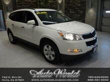 2012_Chevrolet_TRAVERSE LT FWD__ Hays KS
