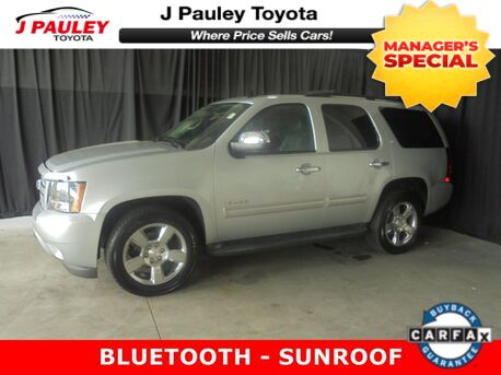 2012_Chevrolet_Tahoe__ Fort Smith AR