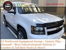 Chevrolet Tahoe 4WD LT w/ Luxury package 2012
