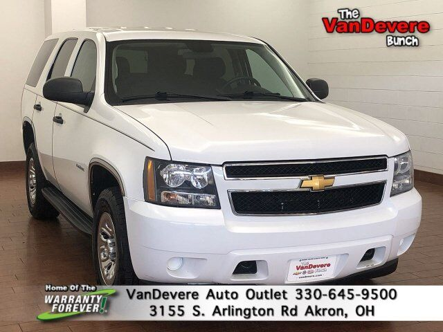 2012 Chevrolet Tahoe Commercial Akron OH