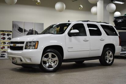 2012_Chevrolet_Tahoe_LT_ Boston MA