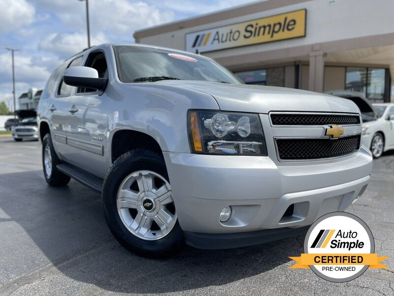 2012 Chevrolet Tahoe LT Chattanooga TN
