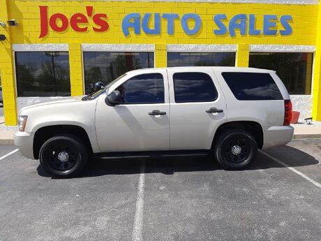 2012 Chevrolet Tahoe Police Indianapolis IN