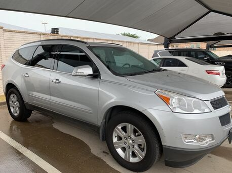 2012_Chevrolet_Traverse_2LT_ Euless TX
