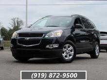 2012_Chevrolet_Traverse_AWD 4dr LS_ Cary NC