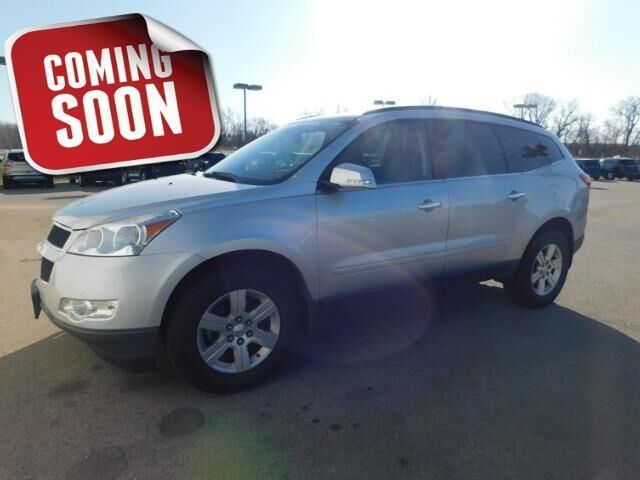 2012 Chevrolet Traverse FWD 4dr LT w/1LT Manhattan KS