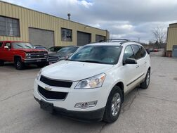 2012_Chevrolet_Traverse_LS_ Cleveland OH