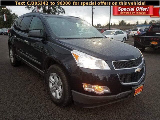 2012 Chevrolet Traverse LS Corvallis OR