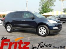 2012_Chevrolet_Traverse_LS_ Fishers IN