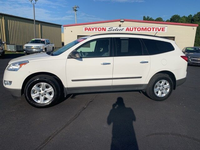 2012 Chevrolet Traverse LS Heber Springs AR