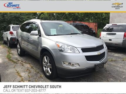 2012_Chevrolet_Traverse_LT_ Dayton area OH