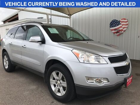 2012_Chevrolet_Traverse_LT_ Harlingen TX