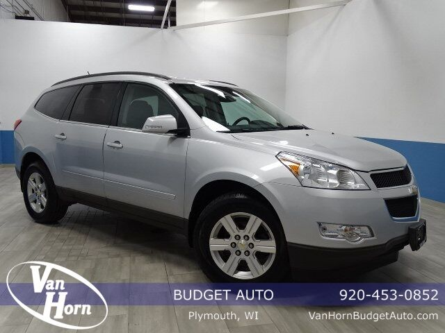 2012 Chevrolet Traverse LT Plymouth WI