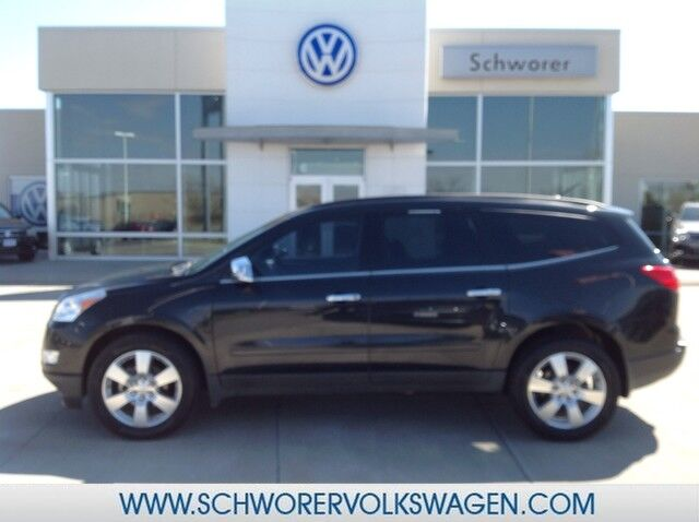 2012 Chevrolet Traverse LT W/1LT Lincoln NE