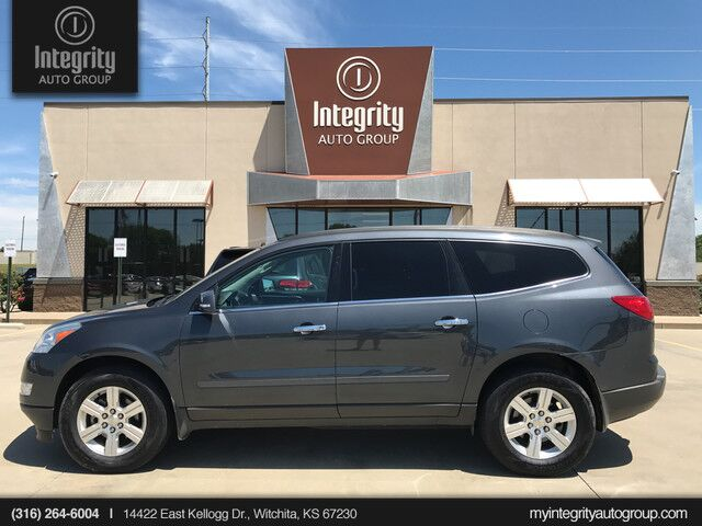 2012 Chevrolet Traverse LT w/1LT Wichita KS