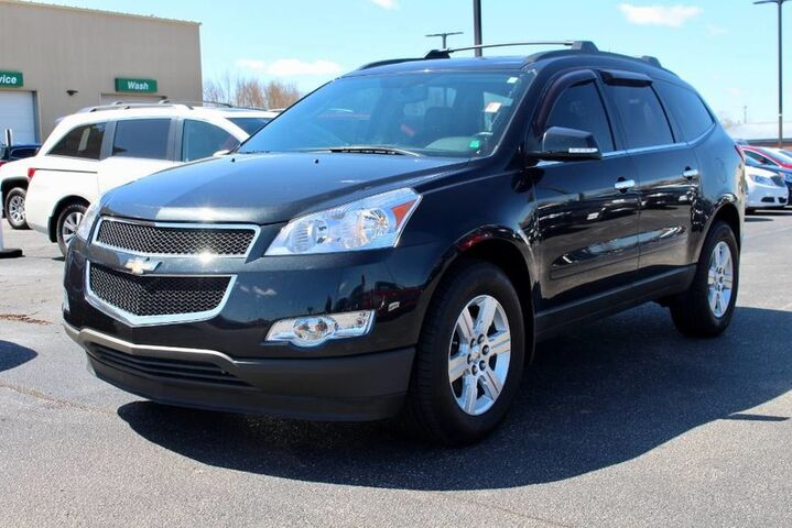 2012 Chevrolet Traverse LT w/2LT Fort Wayne Auburn and Kendallville IN