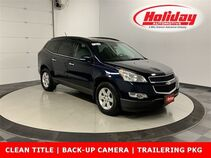 2012 Chevrolet Traverse LT with 1LT