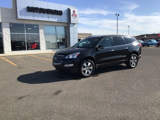 2012 Chevrolet Traverse LTZ Lethbridge AB