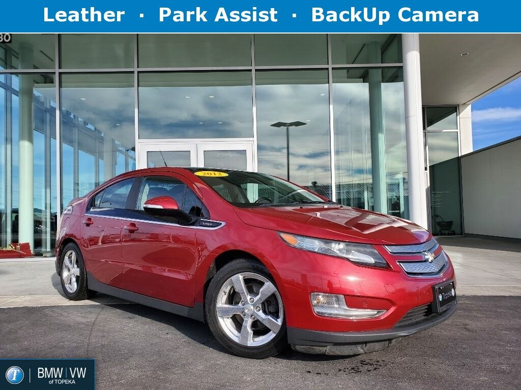 2012 Chevrolet Volt Base Topeka KS
