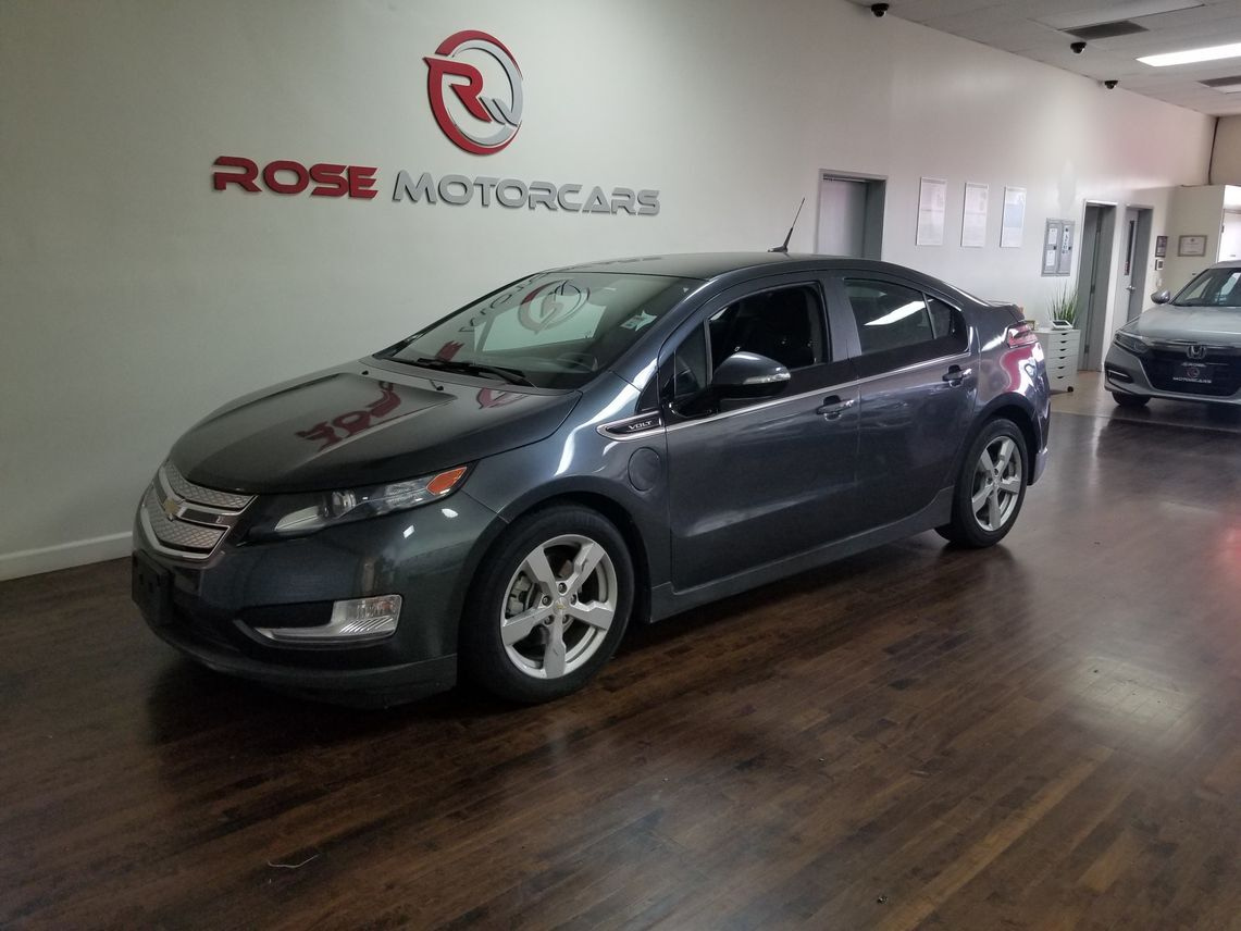 2012 Chevrolet Volt Sedan 4D Castro Valley CA