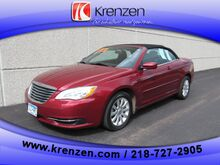 2012_Chrysler_200 Convertible_Touring_ Duluth MN