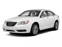2012_Chrysler_200_LX_ Wichita Falls TX