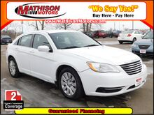 2012_Chrysler_200_LX_ Clearwater MN
