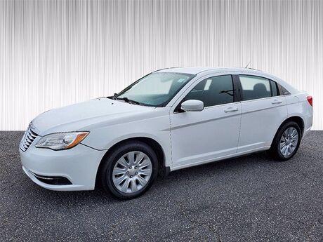 2012 Chrysler 200 LX Columbus GA