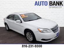 2012_Chrysler_200_LX_ Kansas City MO