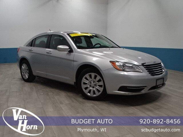 2012 Chrysler 200 LX Plymouth WI