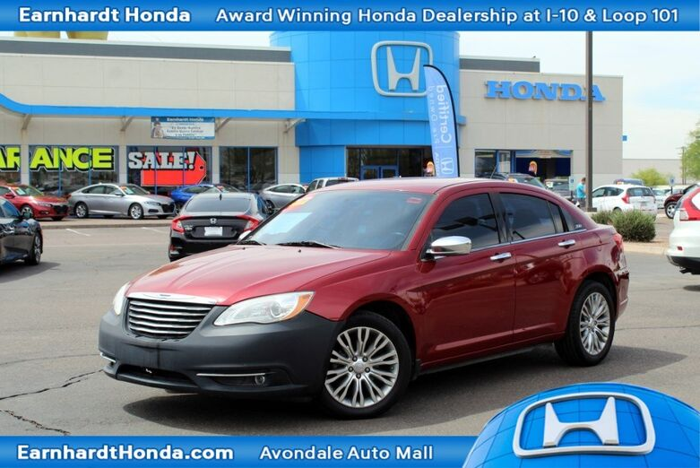 2012 Chrysler 200 Limited Avondale AZ