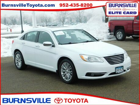 2012_Chrysler_200_Limited_ Burnsville MN
