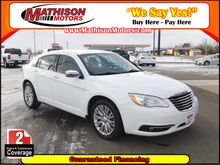 2012_Chrysler_200_Limited_ Clearwater MN