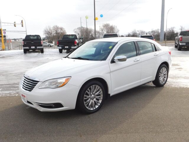 2012 Chrysler 200 Limited Clearwater MN