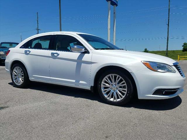 2012 Chrysler 200 Limited Chattanooga TN