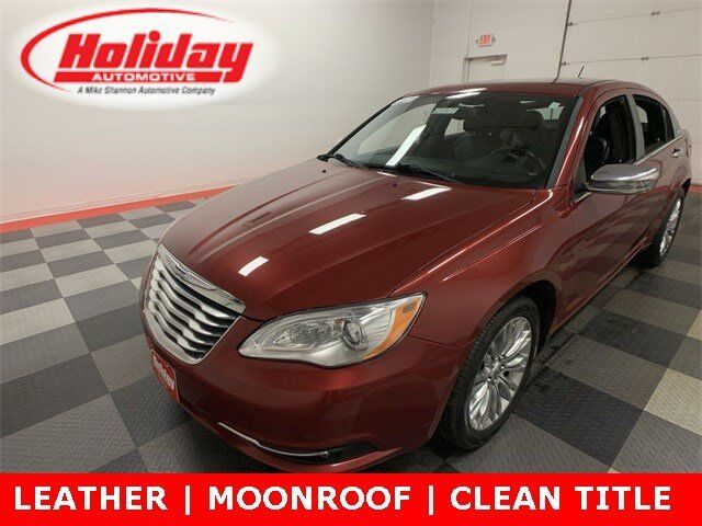2012 Chrysler 200 Limited Fond du Lac WI