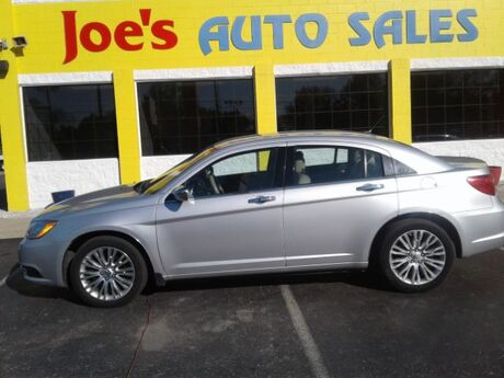 2012 Chrysler 200 Limited Indianapolis IN