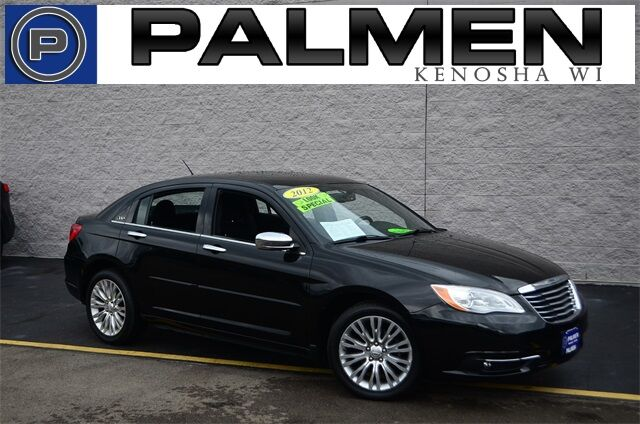 2012 Chrysler 200 Limited Kenosha WI
